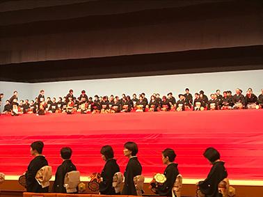 千人鼓の会@歌舞伎座_b0327008_17535686.jpg