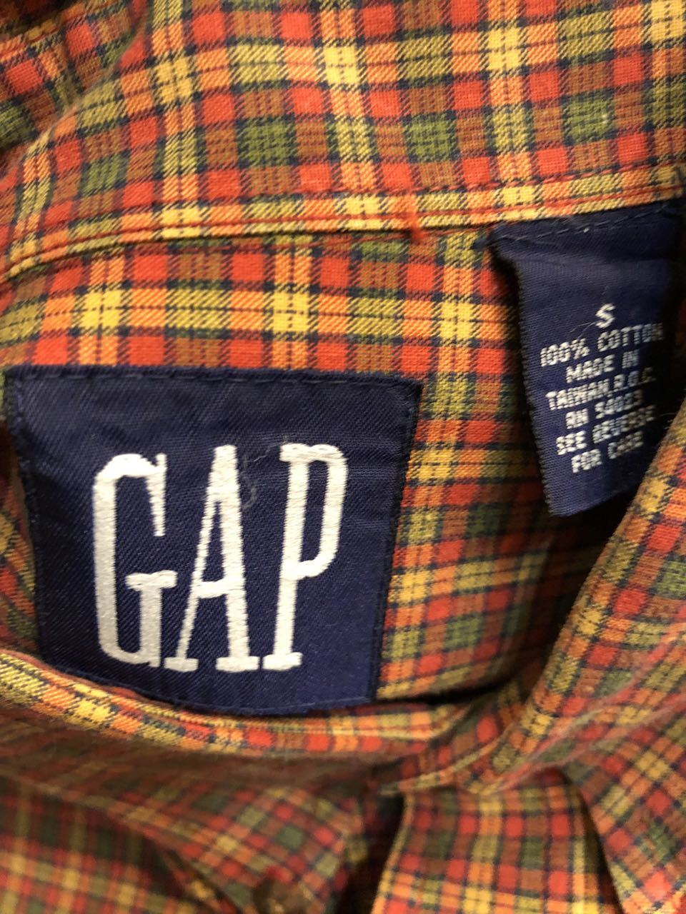 5月1日(水)入荷!80s〜 MADE IN U.S.A OLD GAPなど_c0144020_19253357.jpg