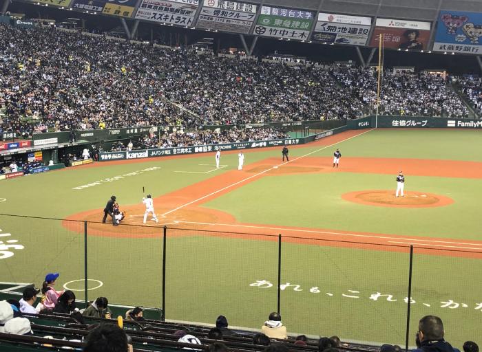 野球開幕 ☆_c0071924_22014831.jpg
