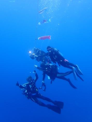 4月28日平成最後の水納島ダイビング_c0070933_21342653.jpg