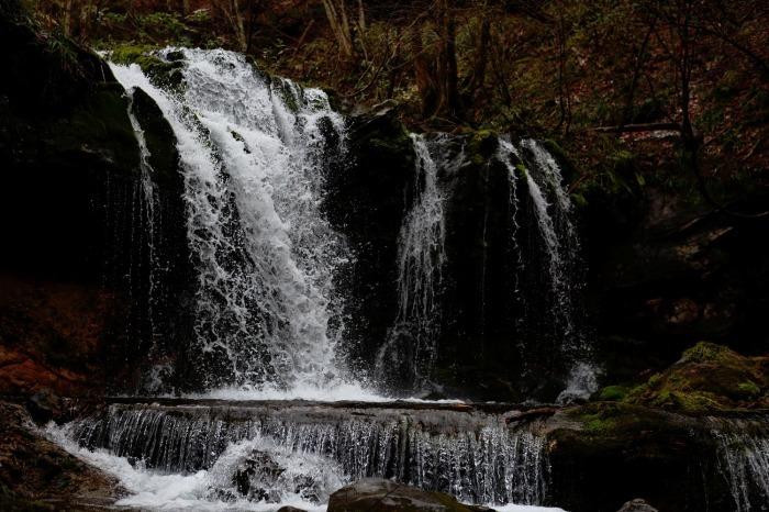 猿壺の滝へ_a0294534_11523599.jpg