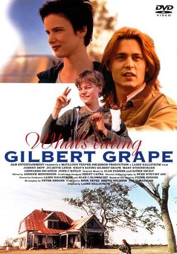 ギルバート・グレイプ What\'s Eating Gilbert Grape(佳作再見シリーズ)_e0040938_13203468.jpg