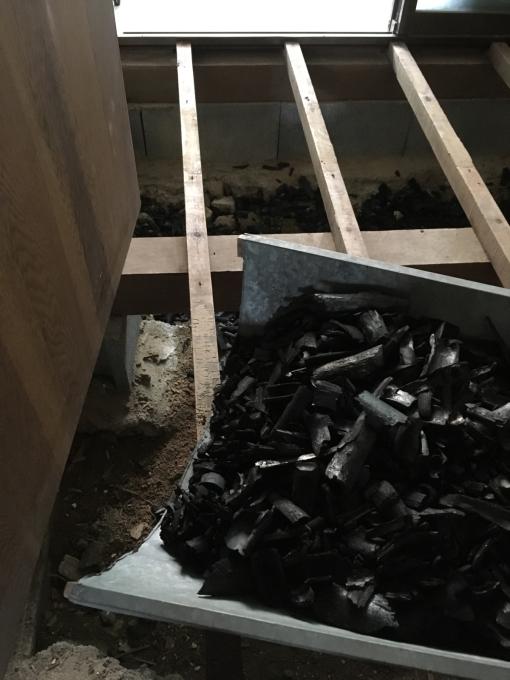洗面所その8。竹炭作りました!_f0182246_10230022.jpg