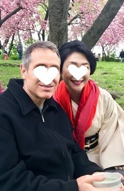 NYセントラルパークの桜のお茶会・平成最後の日。_f0181251_16585564.jpg