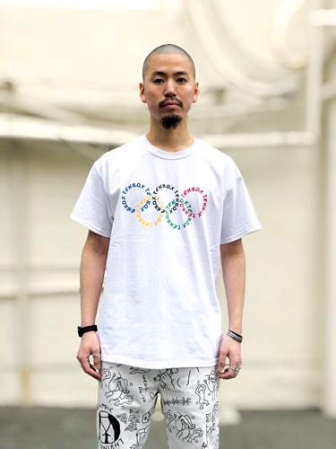【TENBOX】2020 TOKYO TEE_d0227059_15452895.jpg