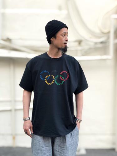 【TENBOX】2020 TOKYO TEE_d0227059_15455130.jpg