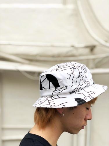 【TENBOX】TENBOX × FACE ACID HAT_d0227059_19483642.jpg