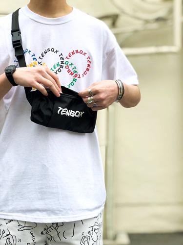 【TENBOX】TENBOX FANNY PACK MADE BY IGNOBLE_d0227059_20443827.jpg
