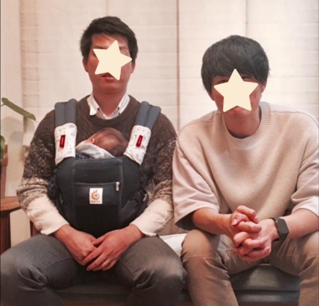Born inHeisei   息子たちと孫♪_a0165160_22480627.jpg