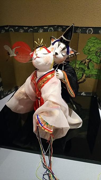 「猫都のアイドル展at百段階段」へ&ロクちゃん記念日♪_f0374160_22091370.jpg