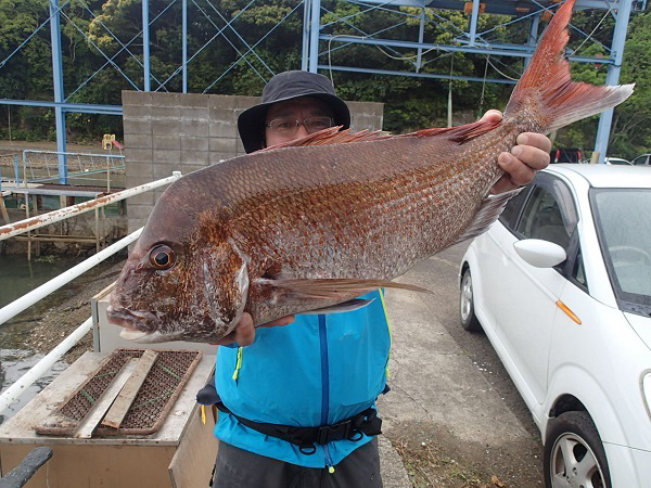 つばきマリーナ釣り大会🎣_a0077071_16242289.jpg