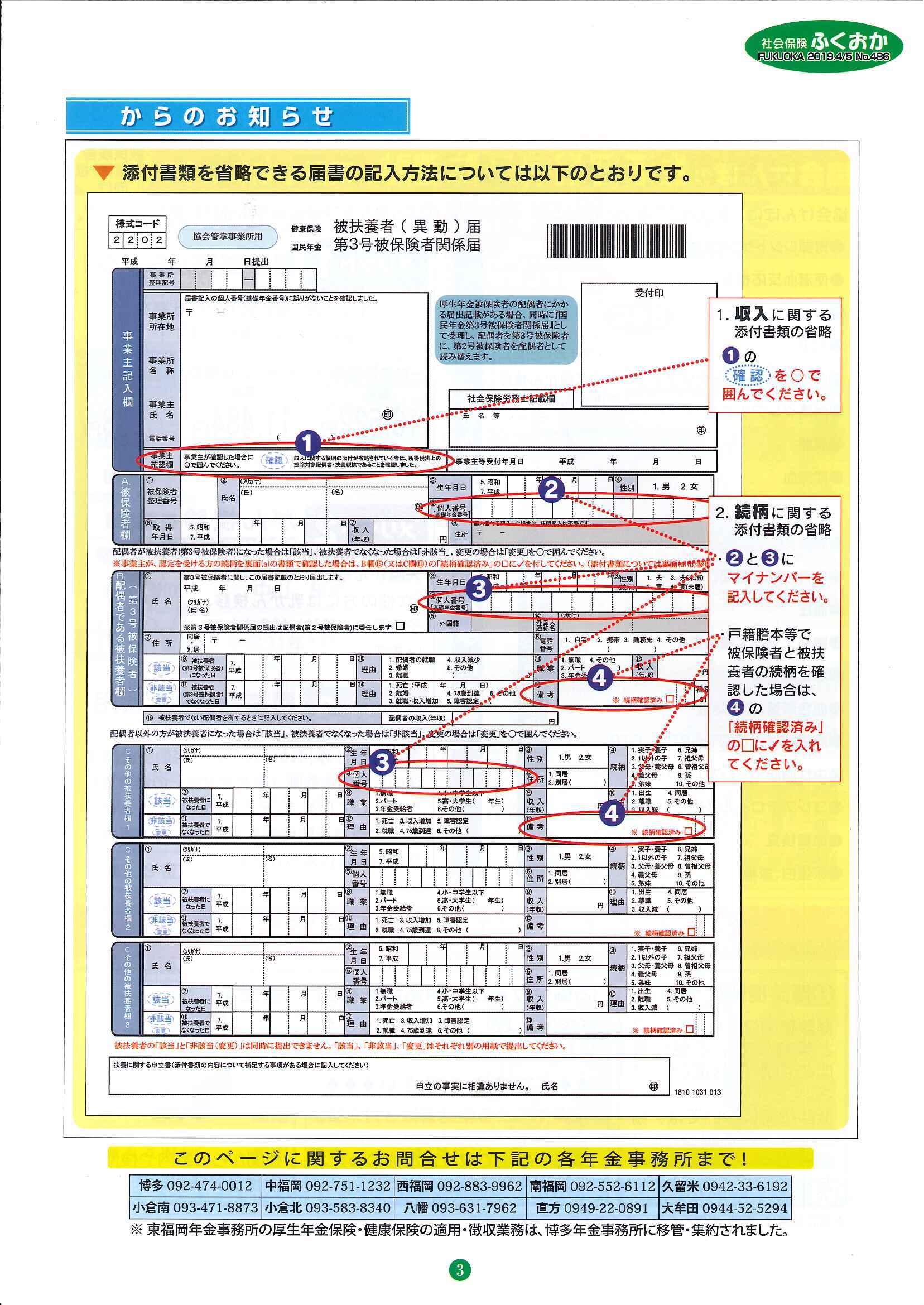 社会保険 ふくおか 2019年4・5月号_f0120774_15075755.jpg