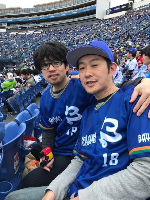 scruffy! 野球部_b0048882_13495540.jpg