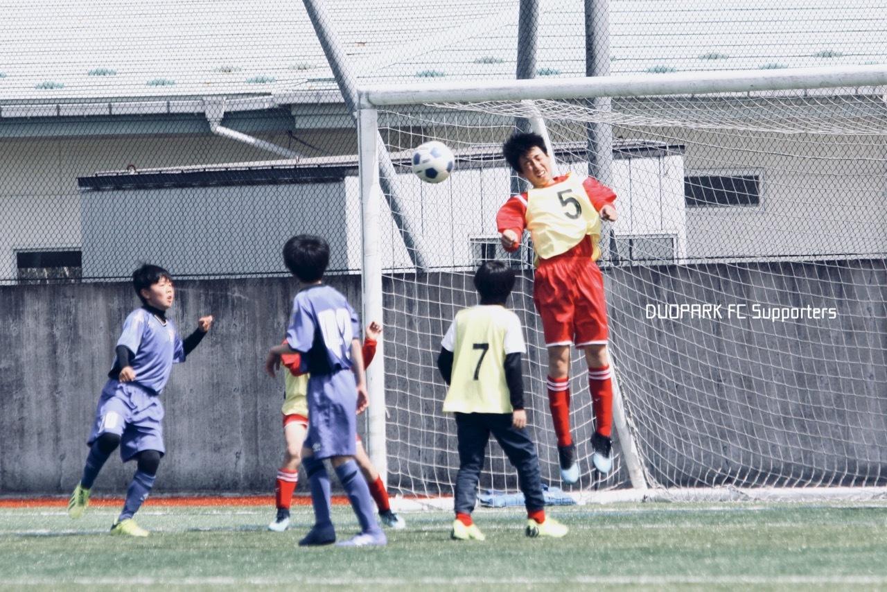 【U-15 Training Match】April 28, 2019_c0365198_10200090.jpg