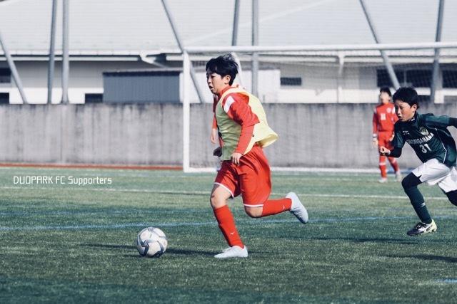 【U-15 Training Match】April 28, 2019_c0365198_10200114.jpg