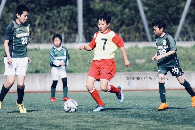 【U-15 Training Match】April 28, 2019_c0365198_10200120.jpg