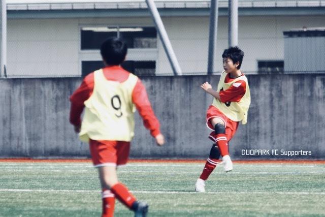 【U-15 Training Match】April 28, 2019_c0365198_10200127.jpg