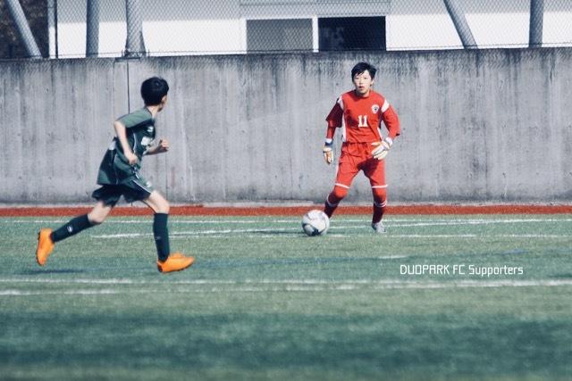 【U-15 Training Match】April 28, 2019_c0365198_10200146.jpg