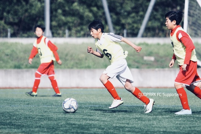 【U-15 Training Match】April 28, 2019_c0365198_10200154.jpg