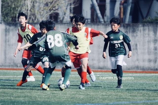 【U-15 Training Match】April 28, 2019_c0365198_10200190.jpg