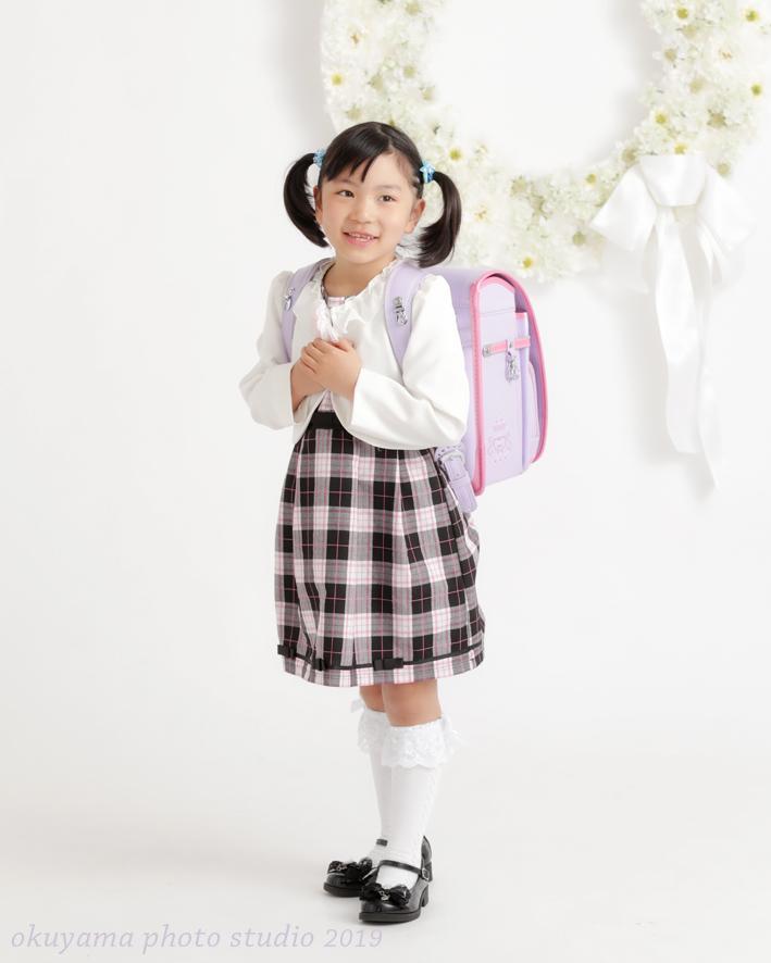 まおちゃんの入学記念撮影_c0115401_18110550.jpg