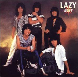 LAZY「LAZY BEST」(1981)_c0048418_16401100.jpg
