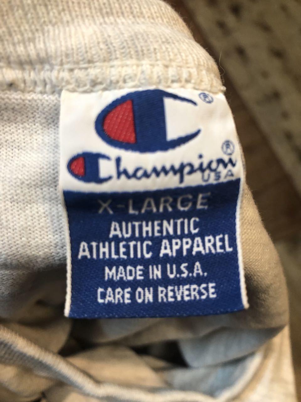 5月2日(木)入荷!90s チャンピオン champion made in U.S.A カレッジTシャツ!_c0144020_19014748.jpg