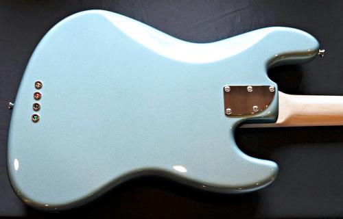 左用「Turquoise MetallicのSTD-J 1本目」が完成&発売!_e0053731_16022308.jpg