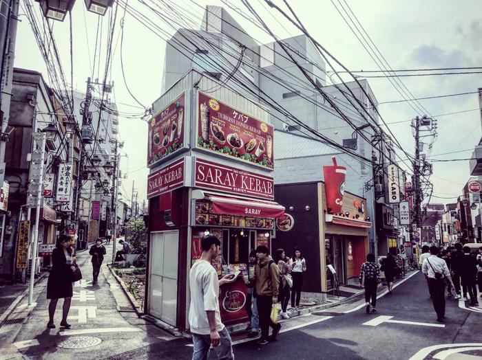 新宿区高田馬場 / iPhone 8_c0334533_21330226.jpg
