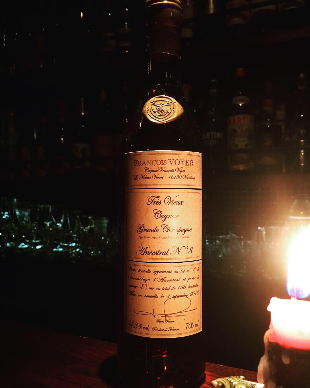 Cognac François Voyer Ancestral No.8_d0011635_15243630.jpg