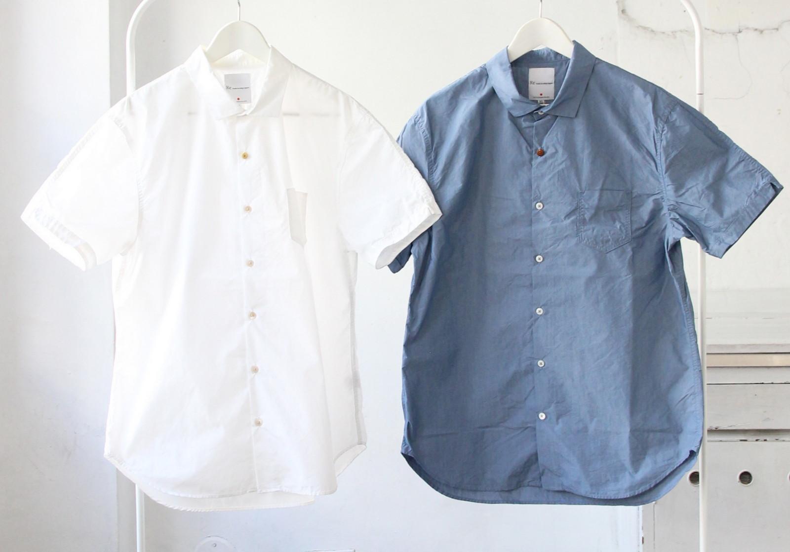 Cotton Nylon Active Shirt_c0379477_03524684.jpg