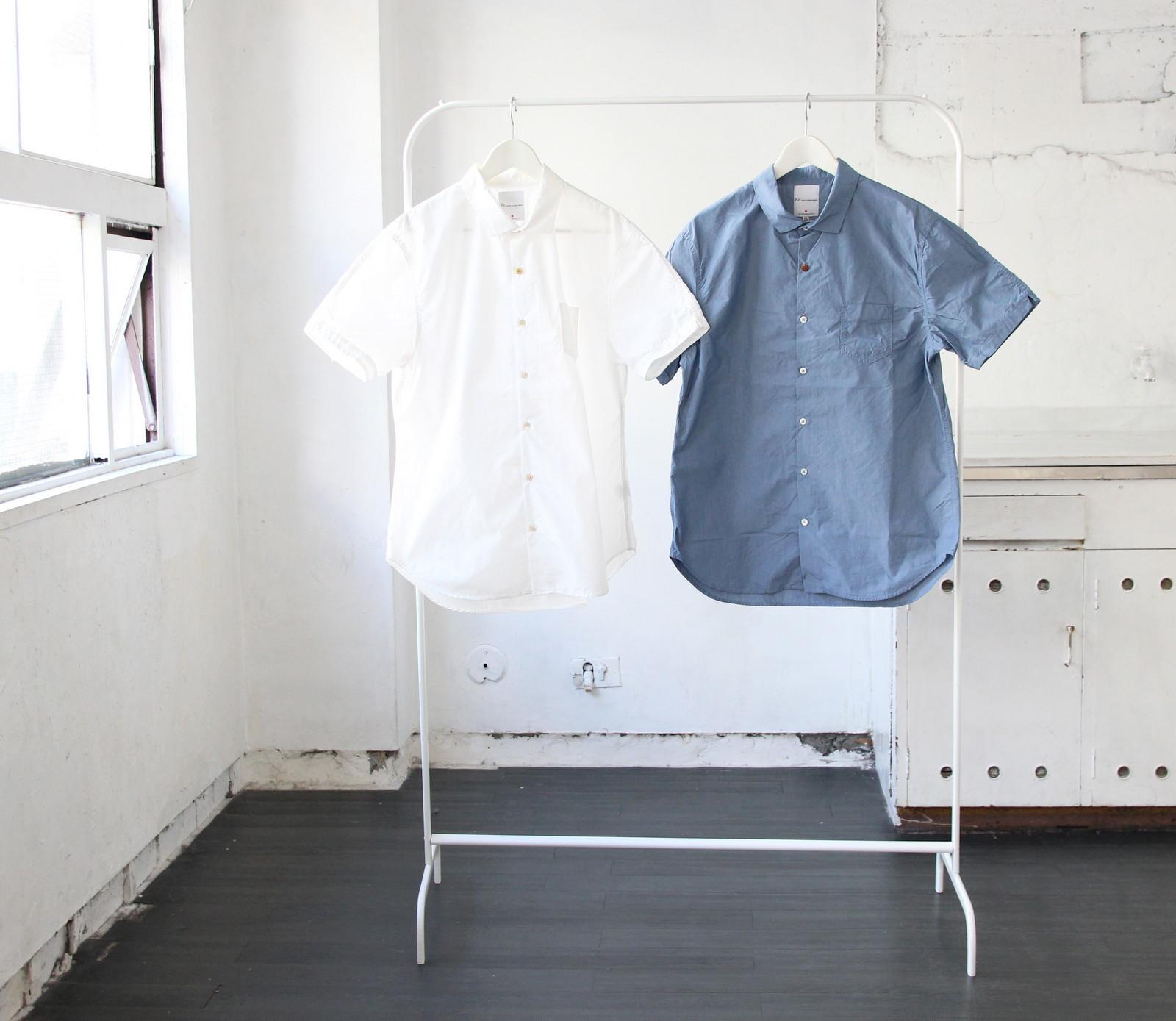 Cotton Nylon Active Shirt_c0379477_03533939.jpg