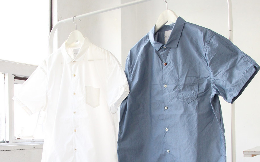 Cotton Nylon Active Shirt_c0379477_03550783.jpg