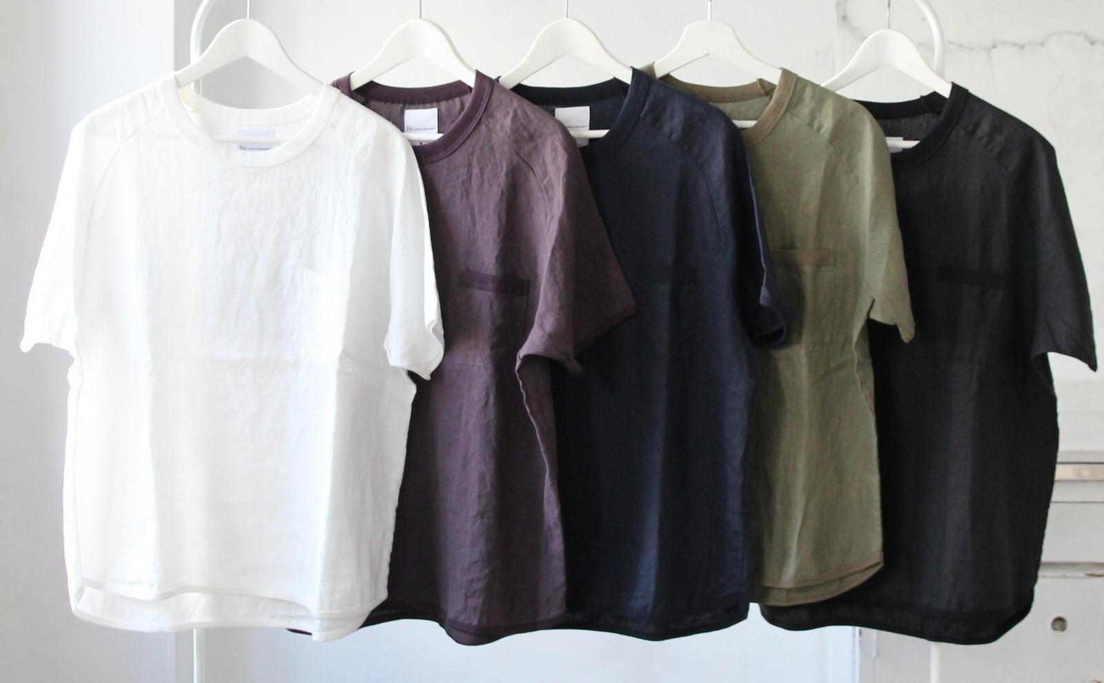 French Linen T-shirt_c0379477_05401108.jpg