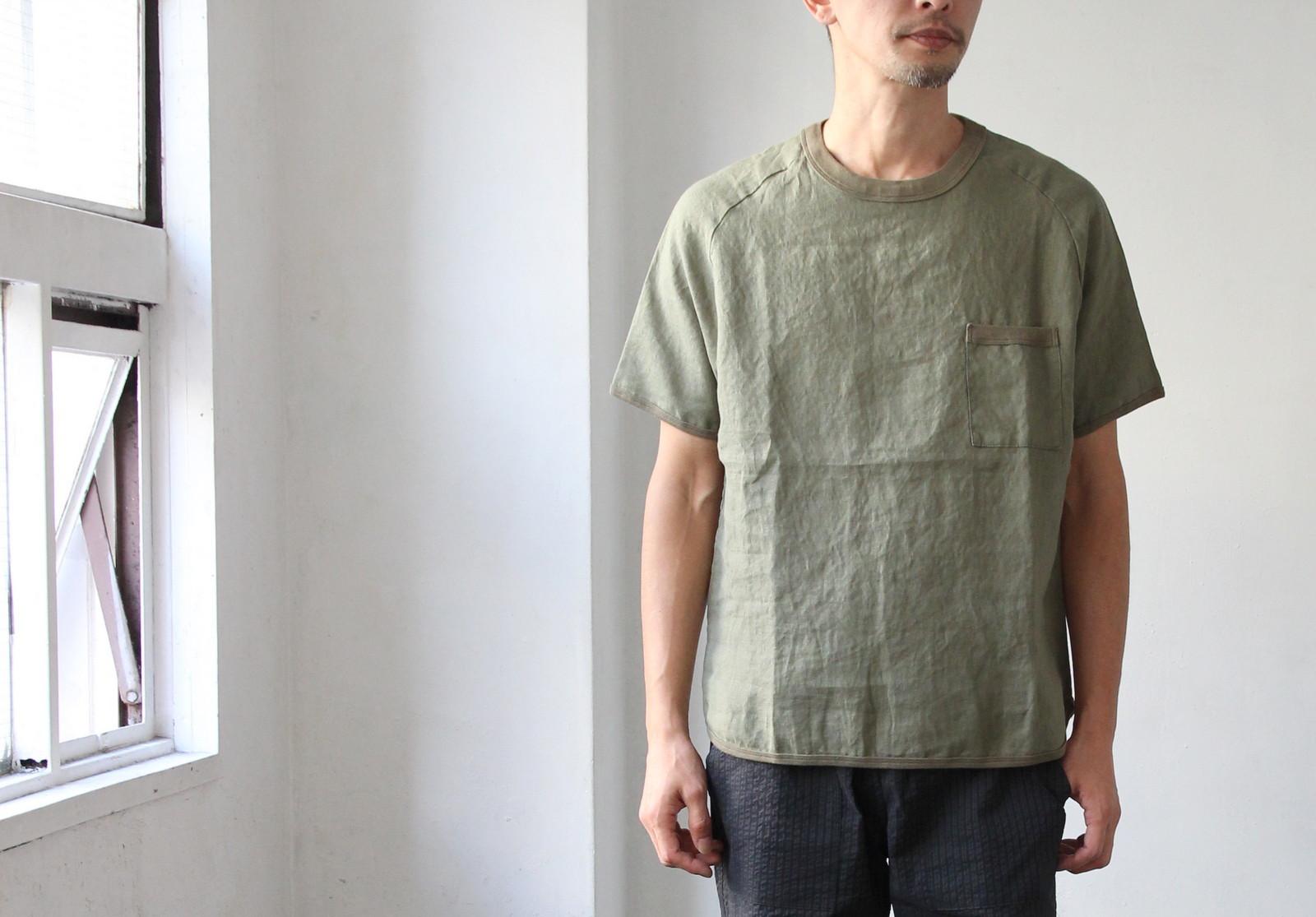 French Linen T-shirt_c0379477_05412017.jpg