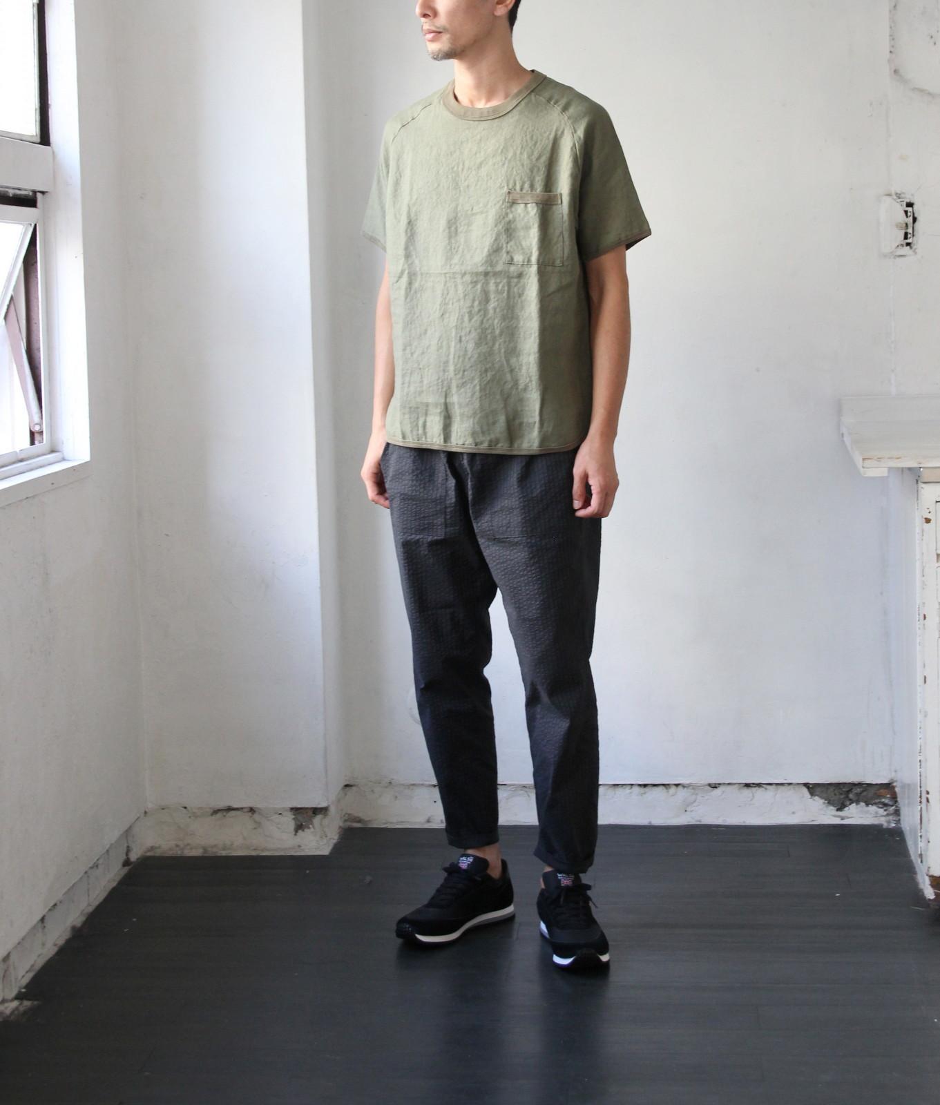 French Linen T-shirt_c0379477_05413718.jpg