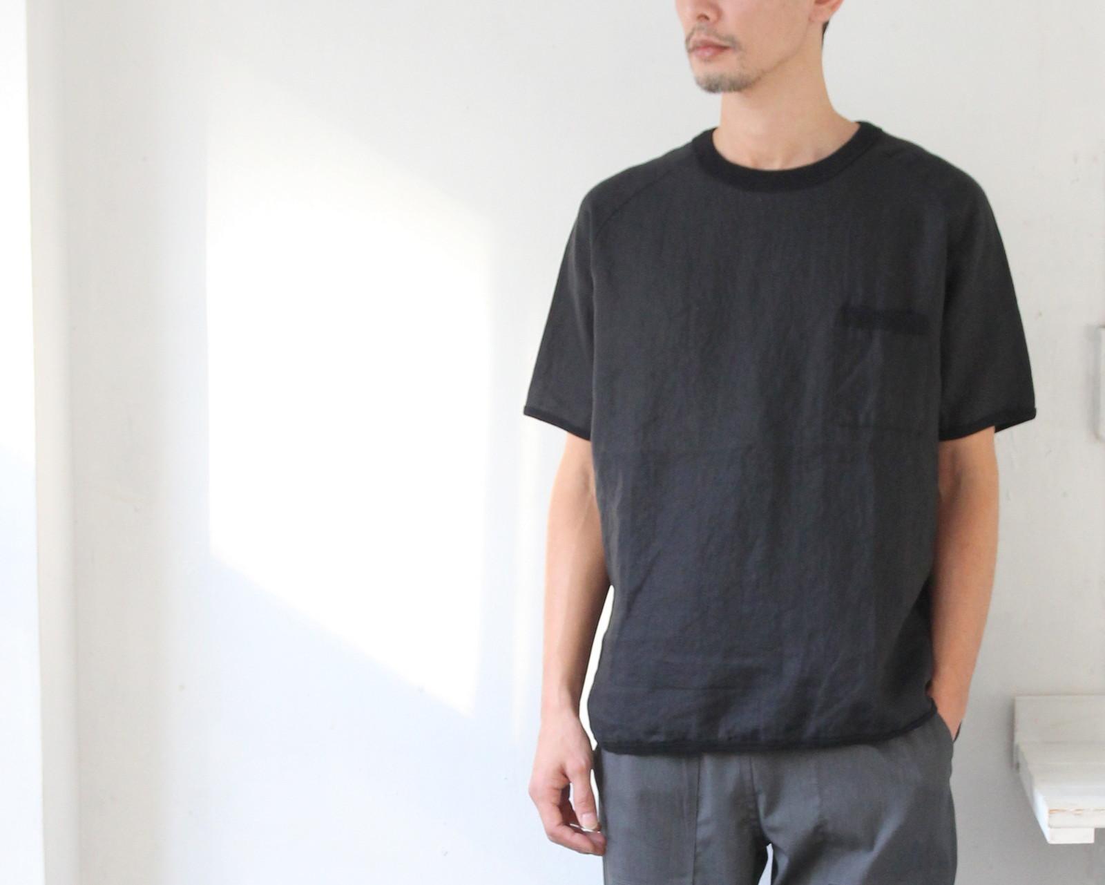 French Linen T-shirt_c0379477_05430078.jpg