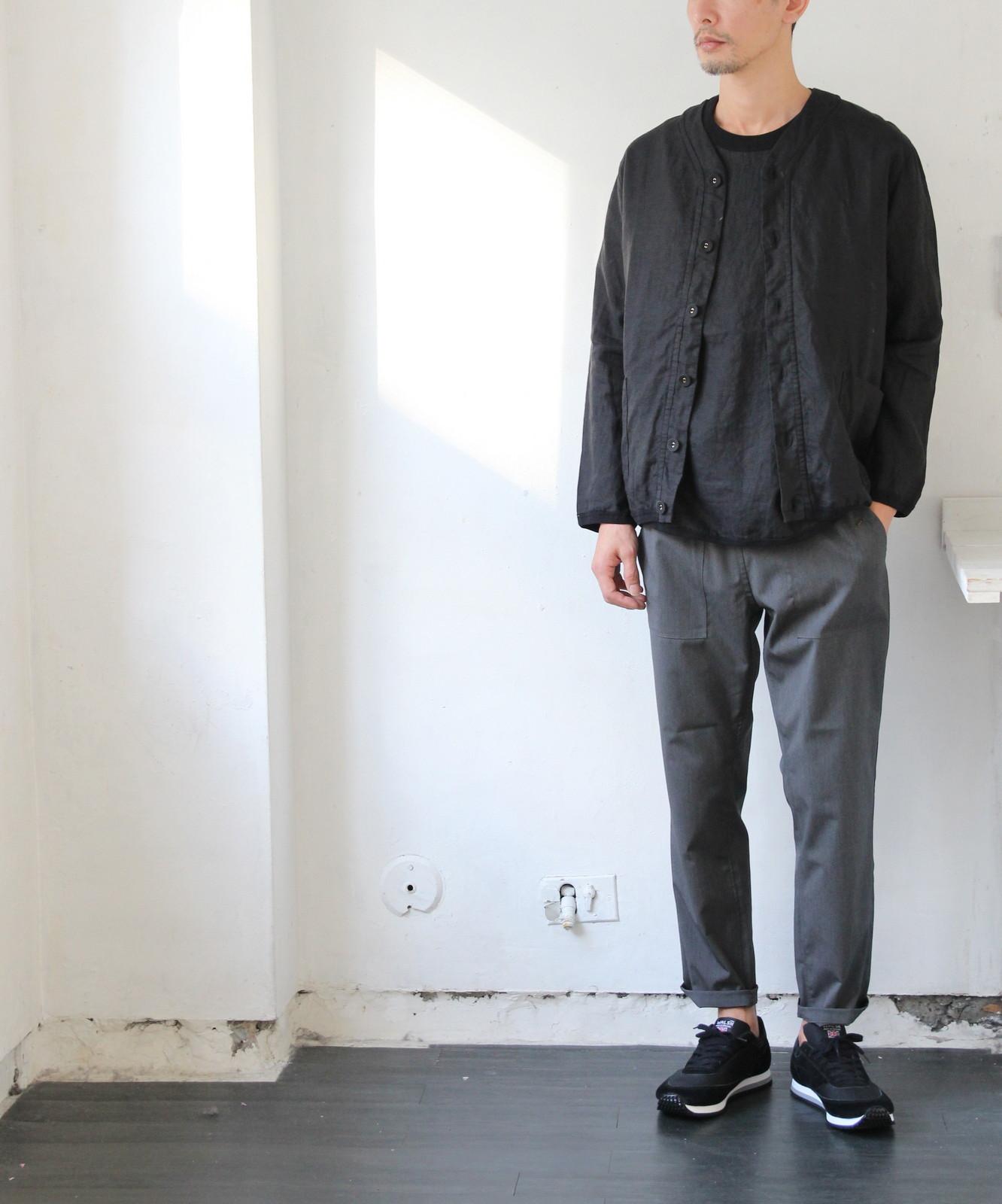 French Linen T-shirt_c0379477_05433430.jpg