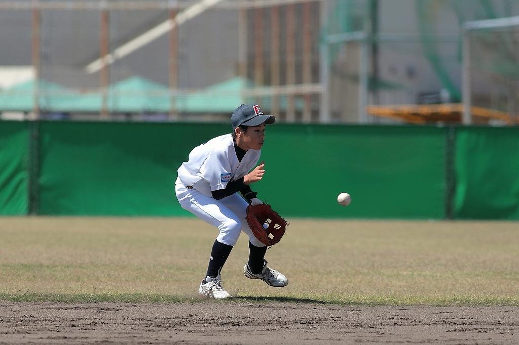第15回兵庫のじぎく大会 vs神戸甲南ボーイズ5_a0170082_10363067.jpg