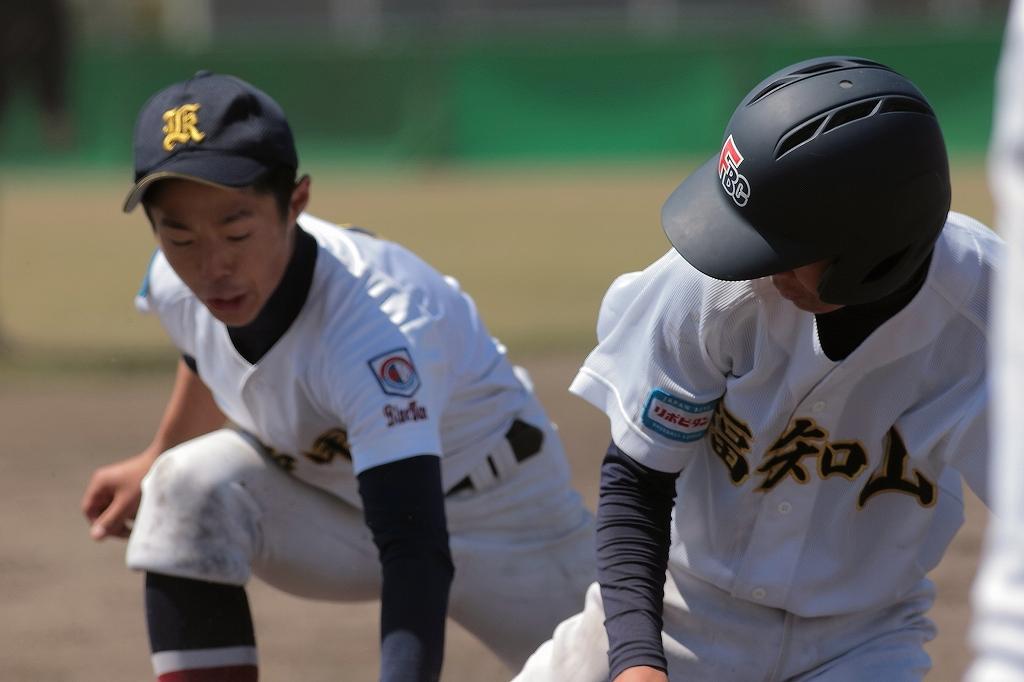 第15回兵庫のじぎく大会 vs神戸甲南ボーイズ5_a0170082_10404492.jpg