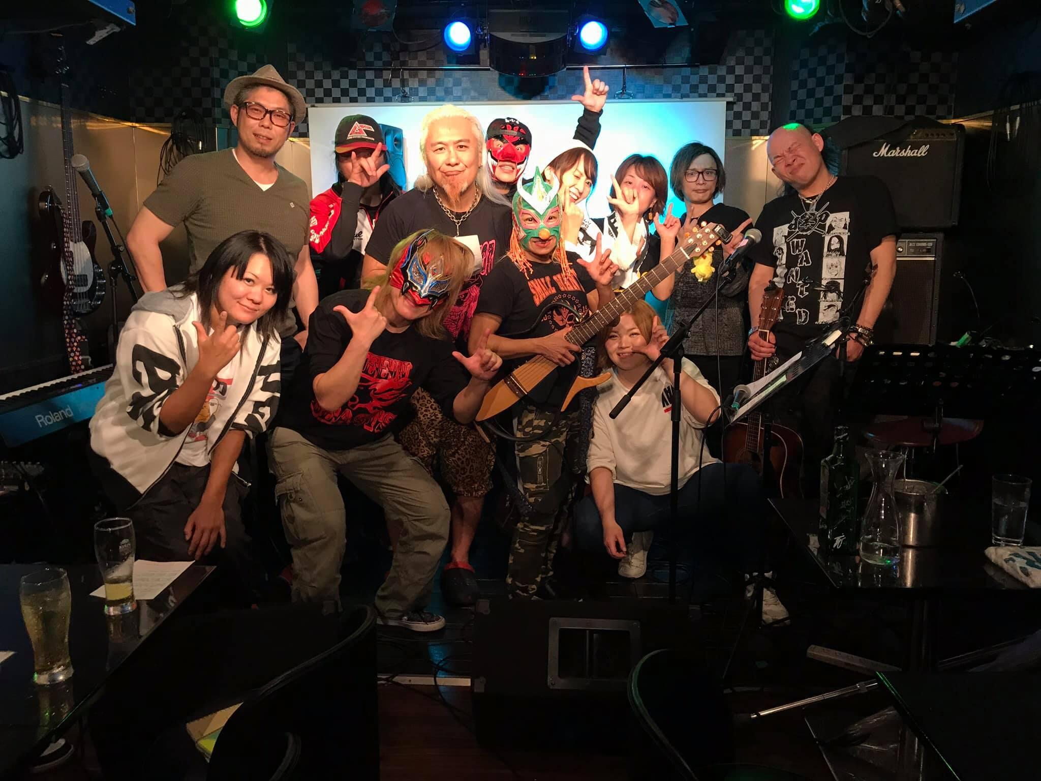 平成最後の日のDIXIES LIVE!!!んの巻_f0236990_04145744.jpg