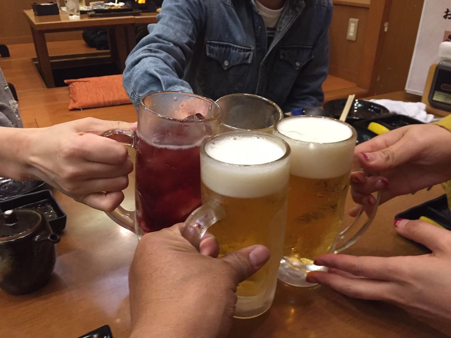 酒菜や  可可旨   平成ラスト呑み会_e0115904_00411410.jpg