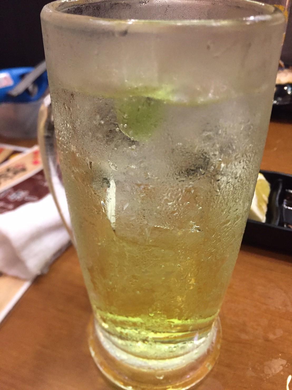 酒菜や  可可旨   平成ラスト呑み会_e0115904_02120948.jpg