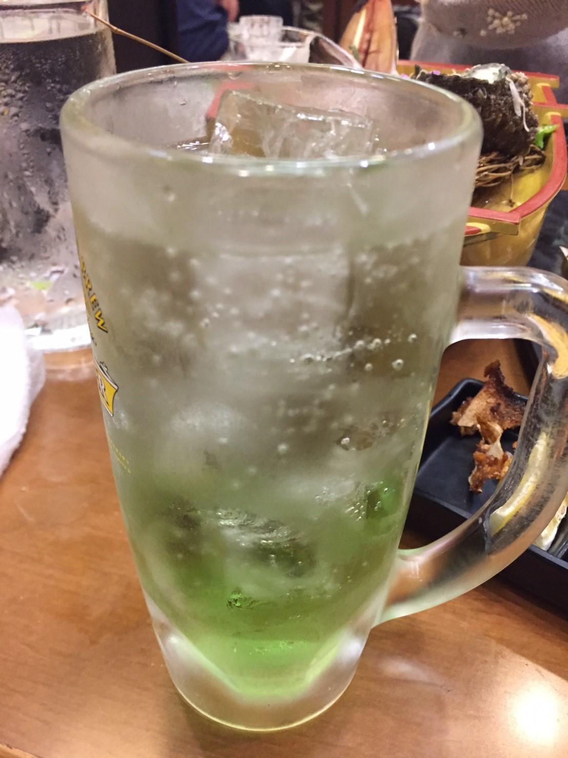 酒菜や  可可旨   平成ラスト呑み会_e0115904_02415654.jpg