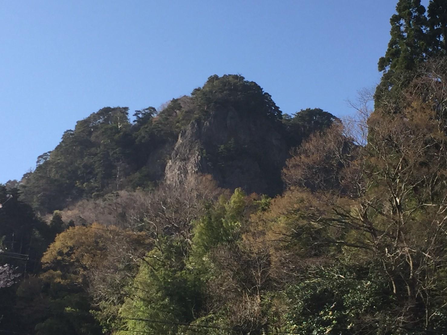 三朝町神倉の源平桃・冠岩・小鹿渓_e0115904_21192495.jpg