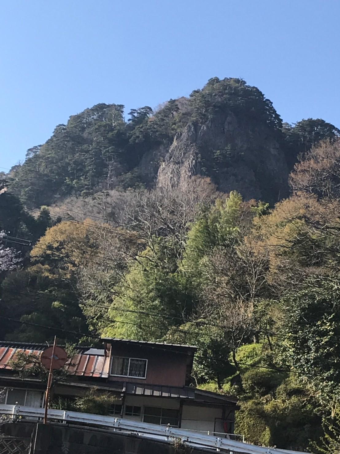 三朝町神倉の源平桃・冠岩・小鹿渓_e0115904_21300192.jpg