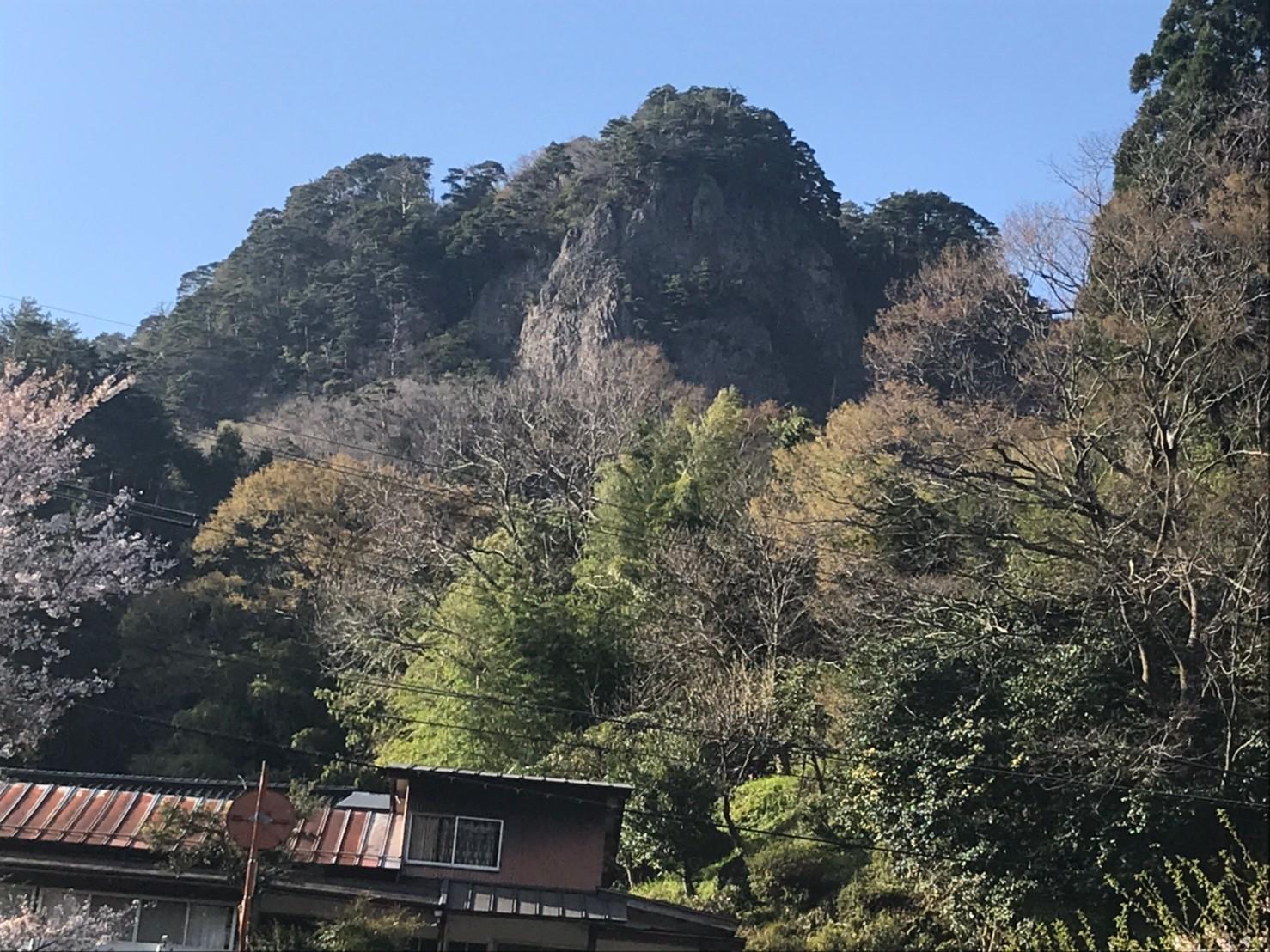 三朝町神倉の源平桃・冠岩・小鹿渓_e0115904_21301075.jpg
