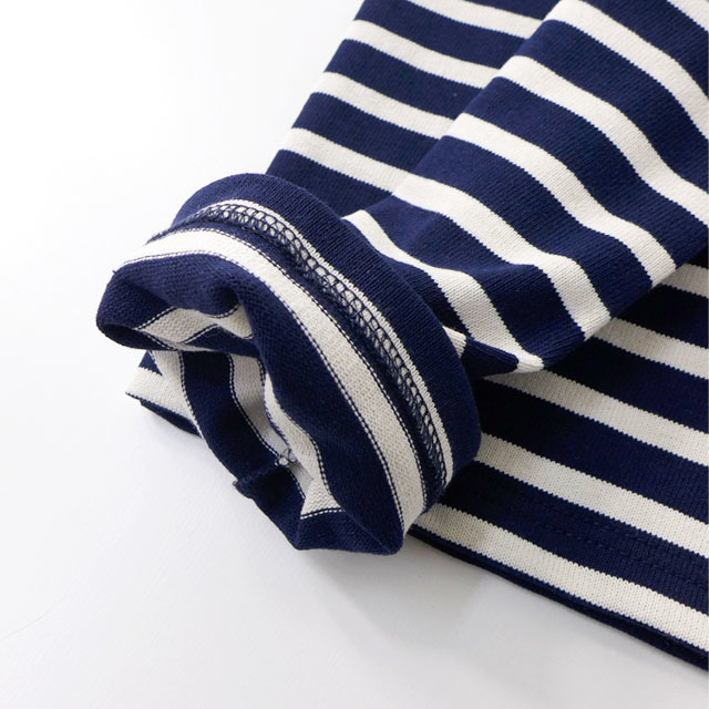 ORCIVAL [オーチバル・オーシバル] COTTON LOURD VASQUE BORDER [B211] バスクシャツ ボーダーカットソー 長袖Tシャツ MEN\'S/LADY\'S_f0051306_15182402.jpg