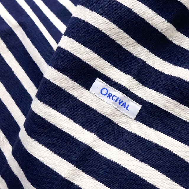 ORCIVAL [オーチバル・オーシバル] COTTON LOURD VASQUE BORDER [B211] バスクシャツ ボーダーカットソー 長袖Tシャツ MEN\'S/LADY\'S_f0051306_15182423.jpg