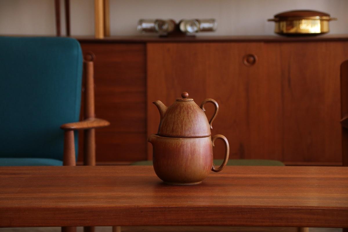 『Gunnar Nylund Tea Pot』_c0211307_13573824.jpg